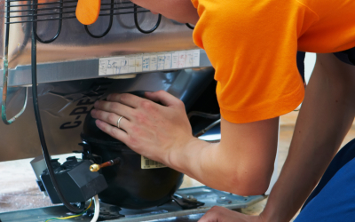 fridge repair service in edmonton